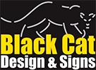 Black Cat Design & Signs